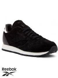 Men's Reebok Classic Leather SG Trainers (BS7578) x4: £19.95